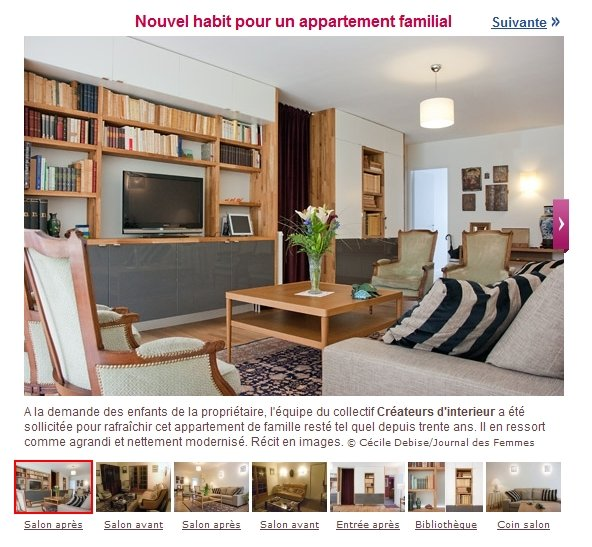les magazines de d coration voquent les r alisations d 39 un d corateur d 39 int rieur marseille. Black Bedroom Furniture Sets. Home Design Ideas