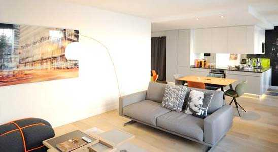 4 room apartment 85m²