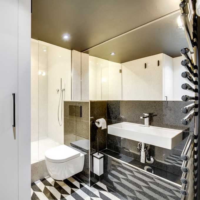 salle de bain amenage architecte